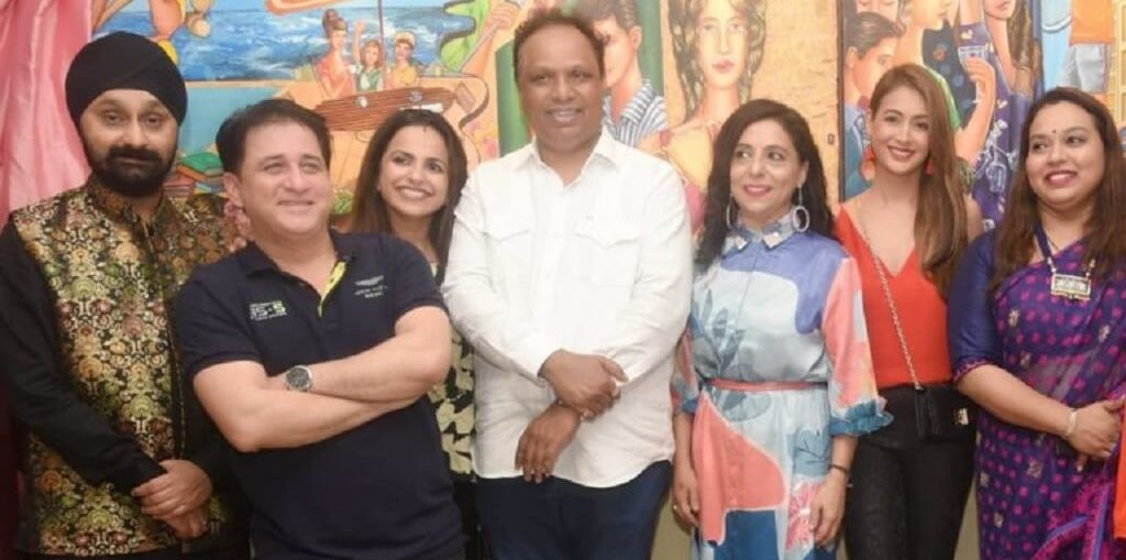 Ashish Shelar unveils Sangeeta Babani's Joyful Moments