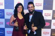 'Best Album' and 'Best playback singer' award at Star Screen Awards