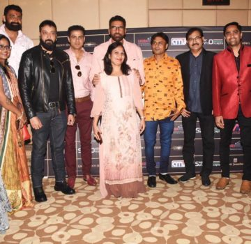 Celebrities at Kaise Miloon Main launch party