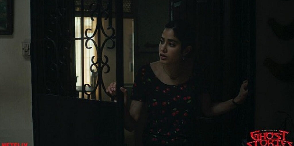 Ghost Stories actor Janhvi Kapoor