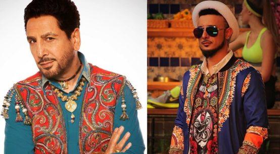 Gurdas Maan & Singer King Kaazi