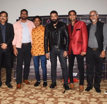 Kaise Miloon Main launch party photo