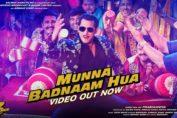 Munna Badnaam song from Dabangg 3