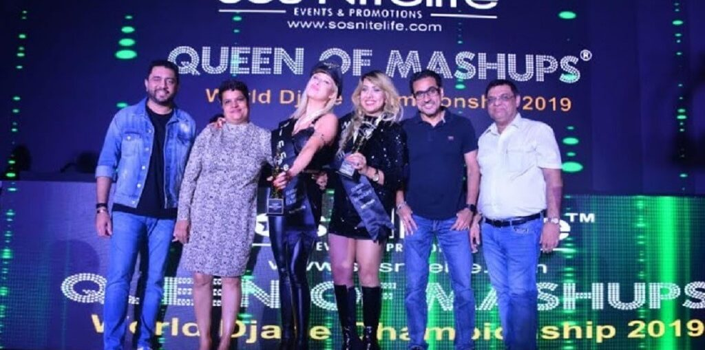 'Queen of Mashups' Global Title for 2019