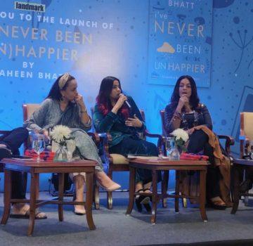 Shaheen Bhatt debut book