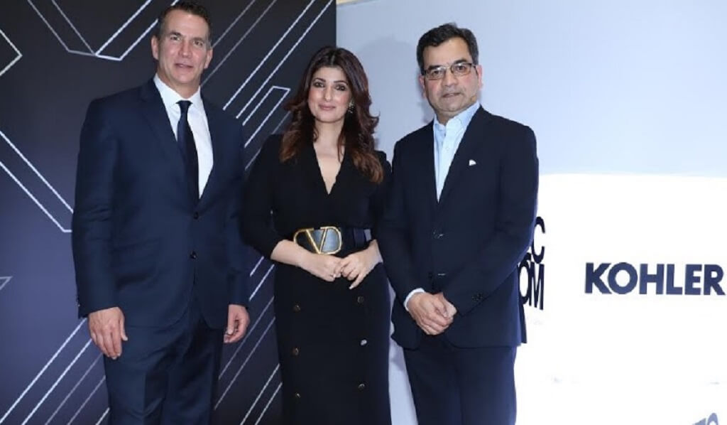 the Launch of its Second Experience Centre in Shakti Mills in Mumbai