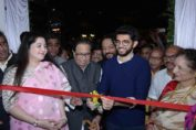 Aaditya Thackeray inaugurates Hridaynath Mangeshkar and family's restaurant