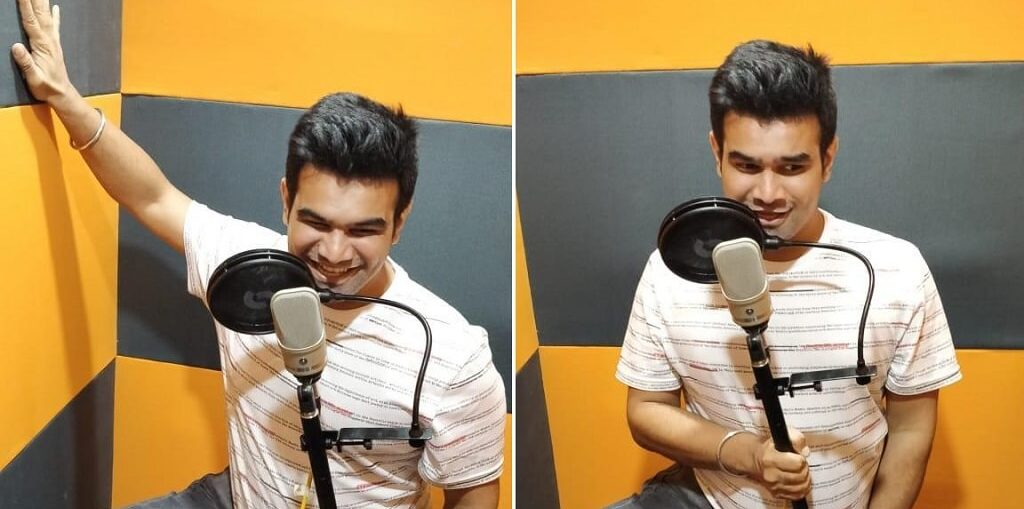 Sahil Vaid is a well-known voice over actor