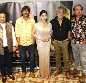 Anup Jalota, Dedipya Joshii, Shikha Malhotr, Sanjay Mishra and Lalit Parimoo