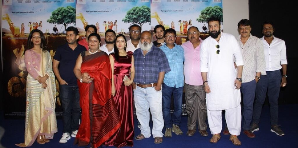 Yahan Sabhi Gyani hain performed Kanupriya act at trailer launch