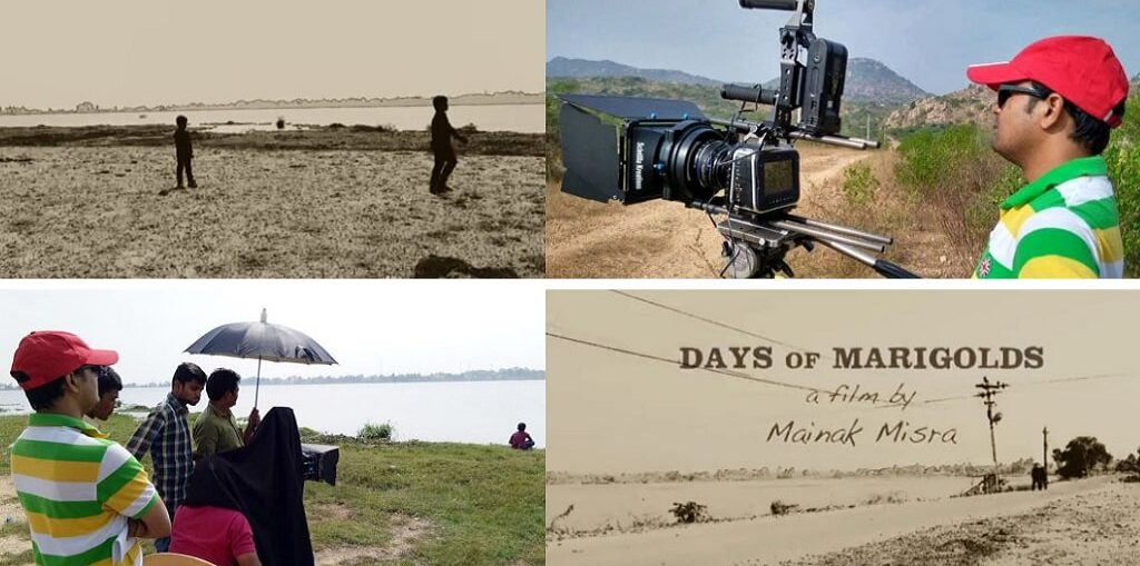 Mainak Misra directs short-film Days of Marigolds
