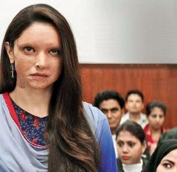 Deepika Padukone in Chhapaak (Image courtesy – Internet)