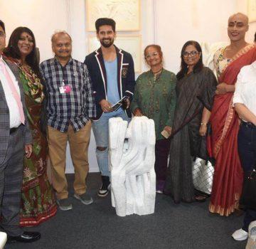 INDIA ART FESTIVAL 2020 INAUGURATION (10)
