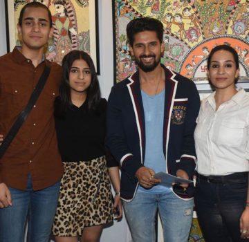 INDIA ART FESTIVAL 2020 INAUGURATION (11)