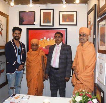 INDIA ART FESTIVAL 2020 INAUGURATION (2)
