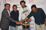 INDIA ART FESTIVAL 2020 INAUGURATION