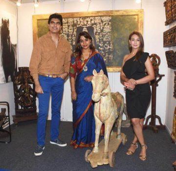 INDIA ART FESTIVAL 2020 INAUGURATION (5)