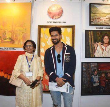 INDIA ART FESTIVAL 2020 INAUGURATION (6)