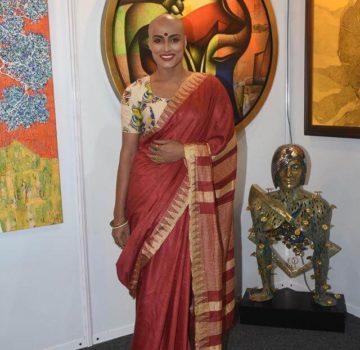 INDIA ART FESTIVAL 2020 INAUGURATION (9)