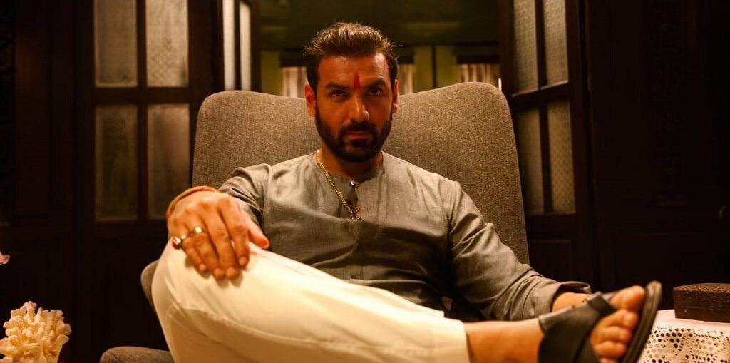 John Abraham first look from Mumbai Saga