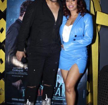 Krushna Abhishek and Karshmira Shah