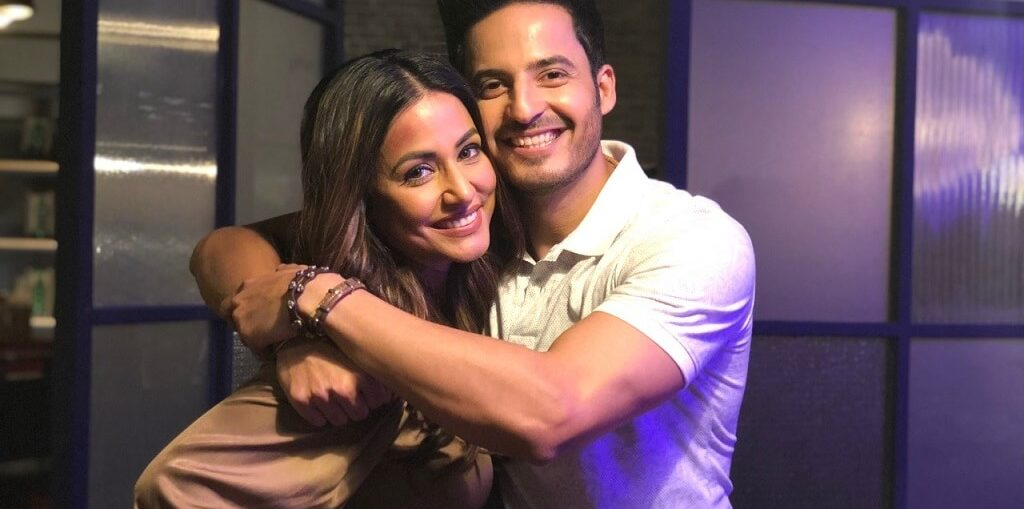Mohit Malhotra features in song Ab Na Phir Se