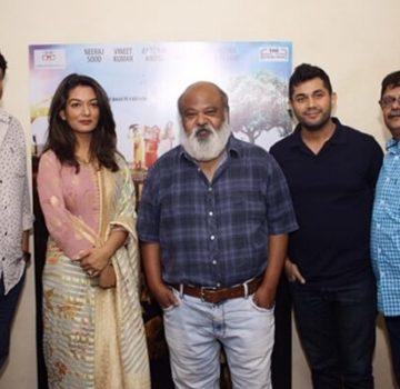 Neeeraj Sood, Jyoti Sharma, SaurabhShukla, Anant Narain Tripathi and Atul Shrivastav