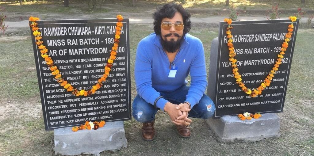 Randeep Hooda shares an emotional tribute on Army Day