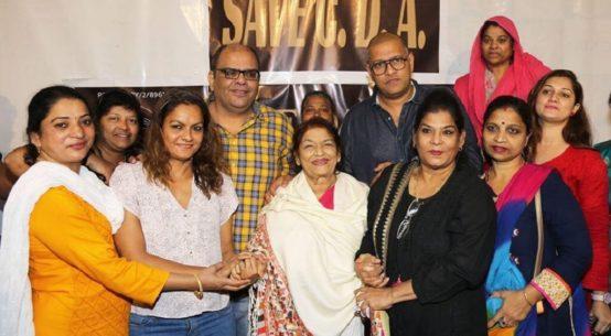 Saroj Khan brand ambassador Cine Dancers Association