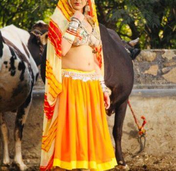 Shikha Malhotra from Kaanchli