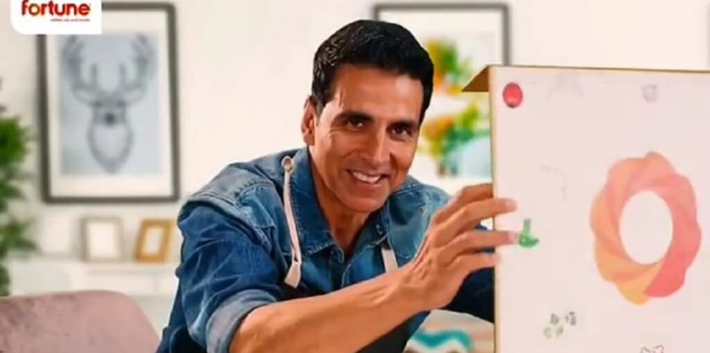 Akshay Kumar to unveil Fortune Edible Oils & Foods new logo and identity