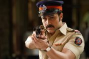 Emraan Hashmi's look from Mumbai Saga