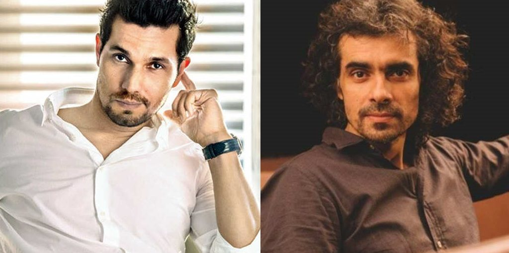 Imtiaz Ali with Randeep Hooda in Love Aaj Kal