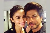 Alia Bhatt will share the screen with Shah Rukh Khan