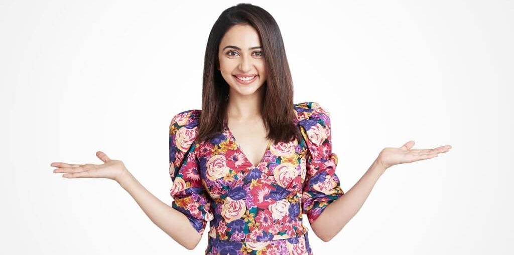Fankind event with Rakul Preet Singh