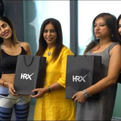 HRX and Angel Express Foundation, Priya Banerjee and Shivaleeka Oberoi on Women's Day 2020
