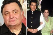 Jeetendra and Shobha Kapoor's statement on Rishi Kapoor