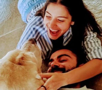 Anushka Sharma self-quarantined herself with her family and pets!