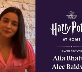 Alia Bhatt's quote on being asked to be a part of Harry Potter at Home