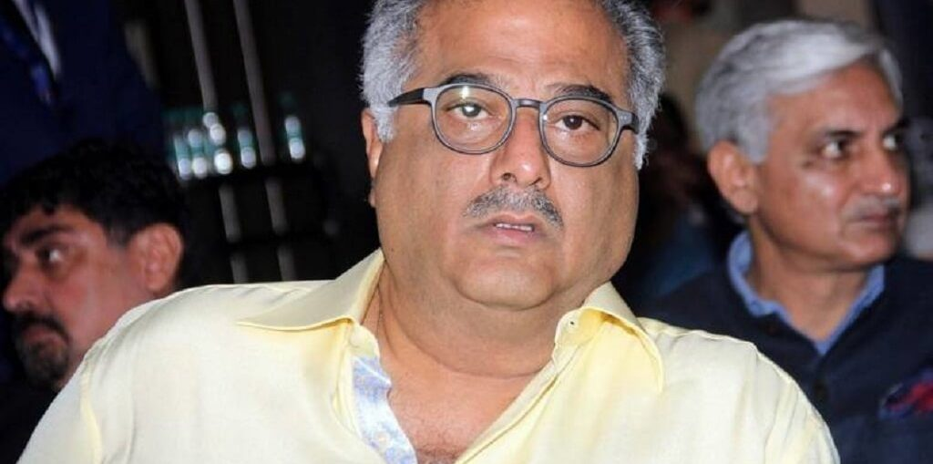 Boney Kapoor's house help got tested positive for COVID 19
