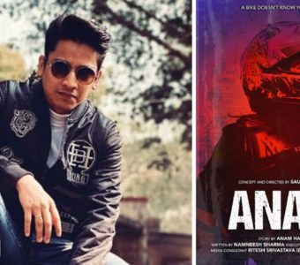 Director Saumitra Singh announces his debut feature Anam, India's first sports stunt film