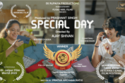 Special day a short film starring Shantanu Maheshwari and Sheeba Chaddha
