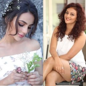 The transformation picture of seerat kapoor