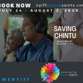 "Adil Hussain and Dipannita Sharma ""Saving Chintu"""