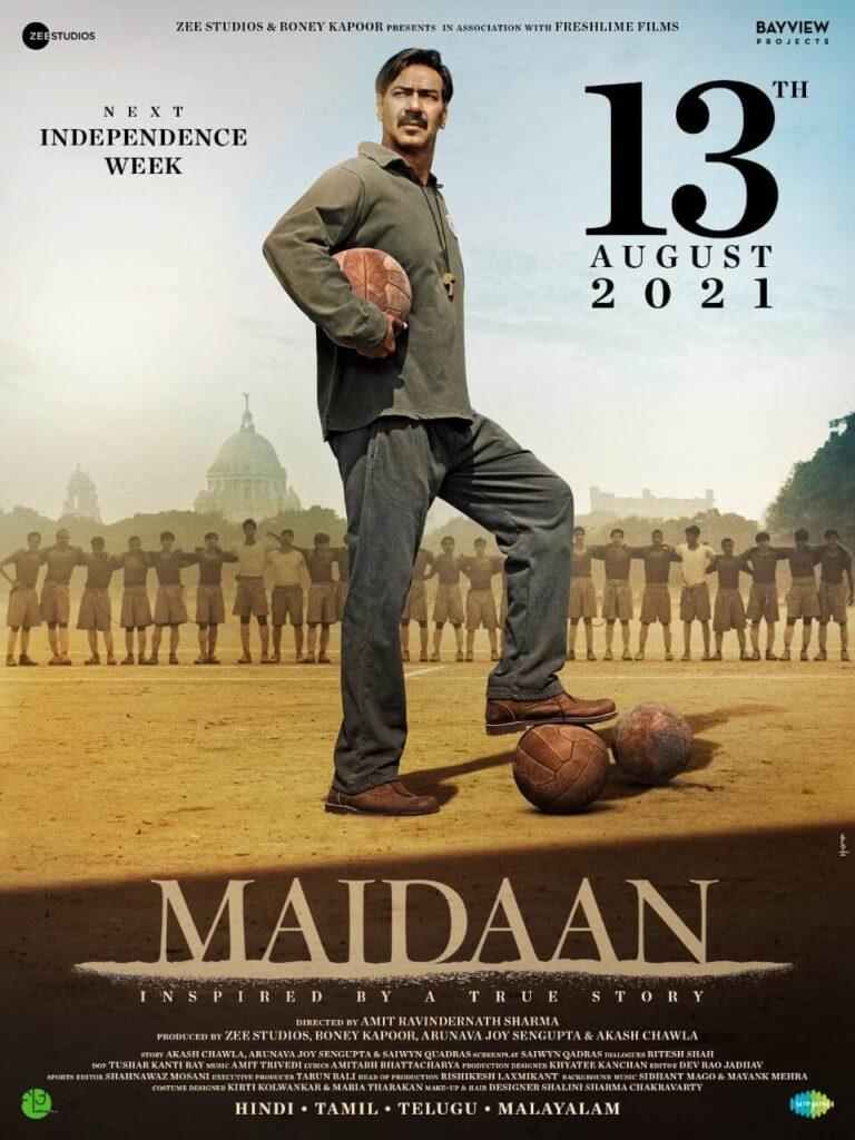 maidan poster