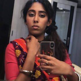 Apurva Soni on Undekhi's set