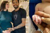 Hardik Pandya And Natasa Stankovic had a Baby Boy