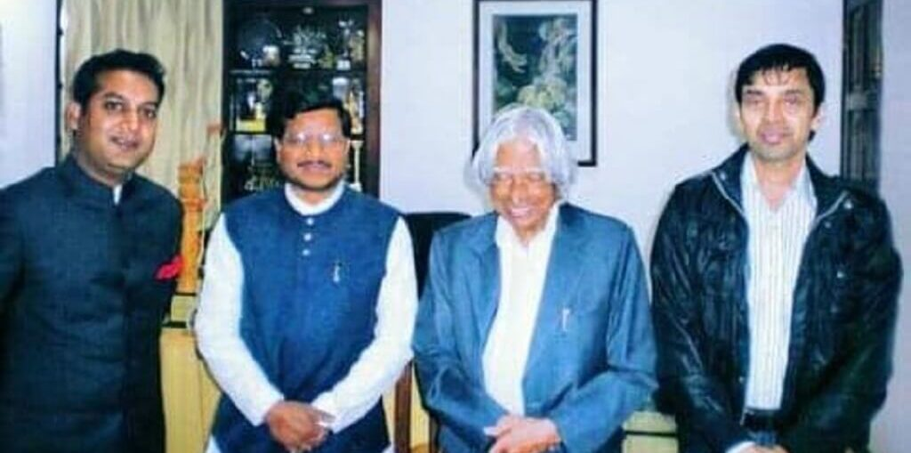 Karan Aanand shared his memorable moment's spent with Dr. APJ Abdul Kalam.