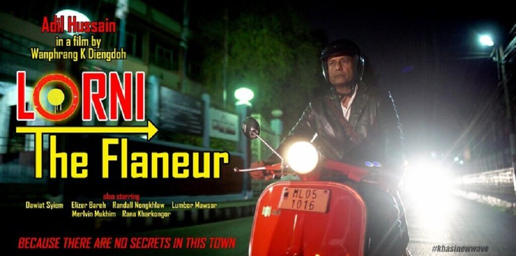 """Lorni – The Flaneur"""" in the New York Indian Film Festival"""