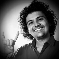 Prashant Dhotkar an Ex creative director at gameloft now the owner of Charcoal BBQ